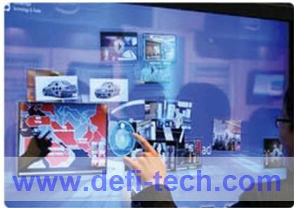 Сенсорная панель DeFi 10 47 /IR multi 10 points 47 touch frame xw 47 55cm