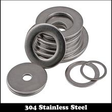 60pcs M3 M3*9*0.8 M3X9X0.8 (ID*OD*Thickness) 1# 304 Stainless Steel SS DIN125 Washers Plain Plat Washer(China (Mainland))