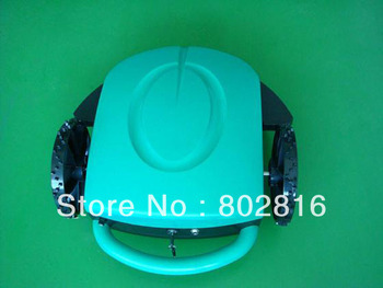 Intelligent Robot Lawn Mower+Li-ion Battery+Auto Recharged+ Remote Controller+Free Shipping