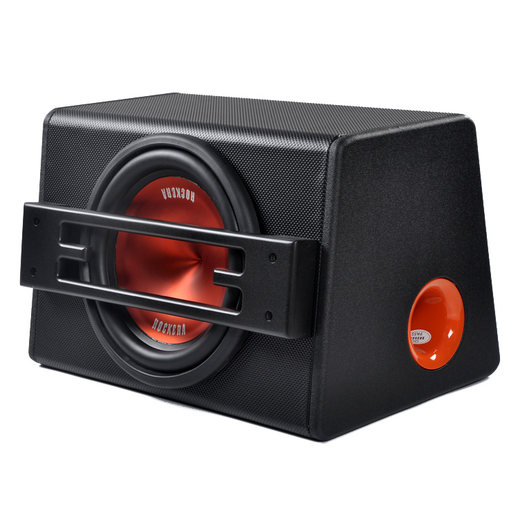Car subwoofer dj bass 12' active audio car subwoofer(China (Mainland))
