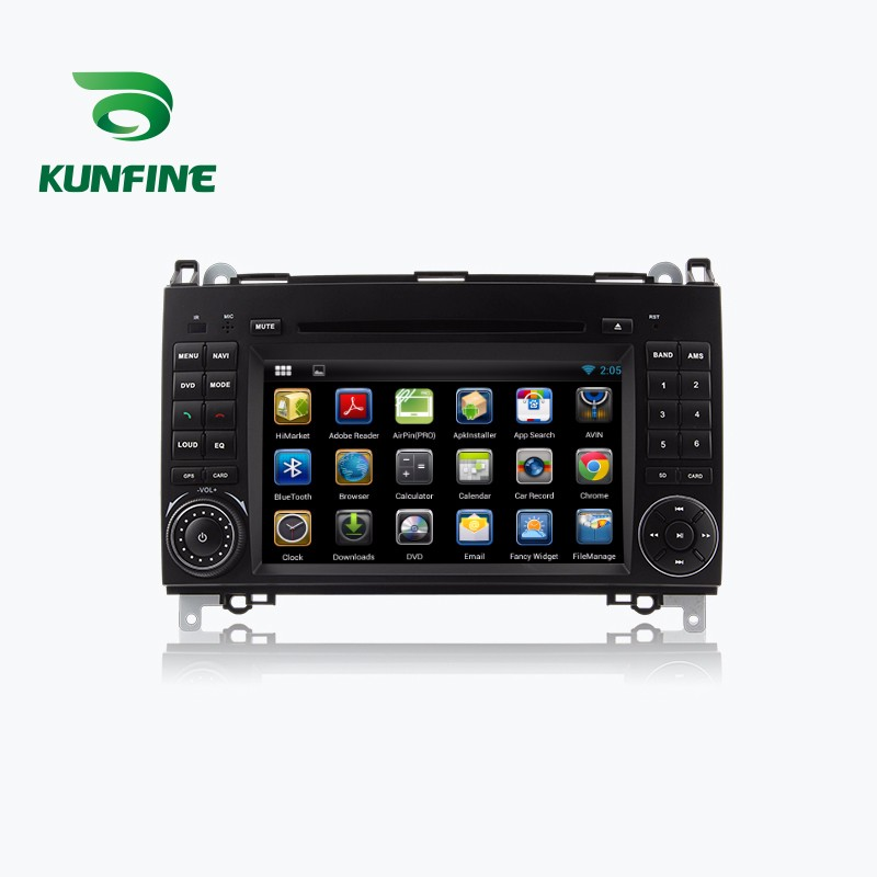 Quad Core 1024*600 Android 5.1 Car DVD GPS Navigation Player Car Stereo for Benz W315/W318 (2006-2012) Radio 3G Wifi Bluetooth