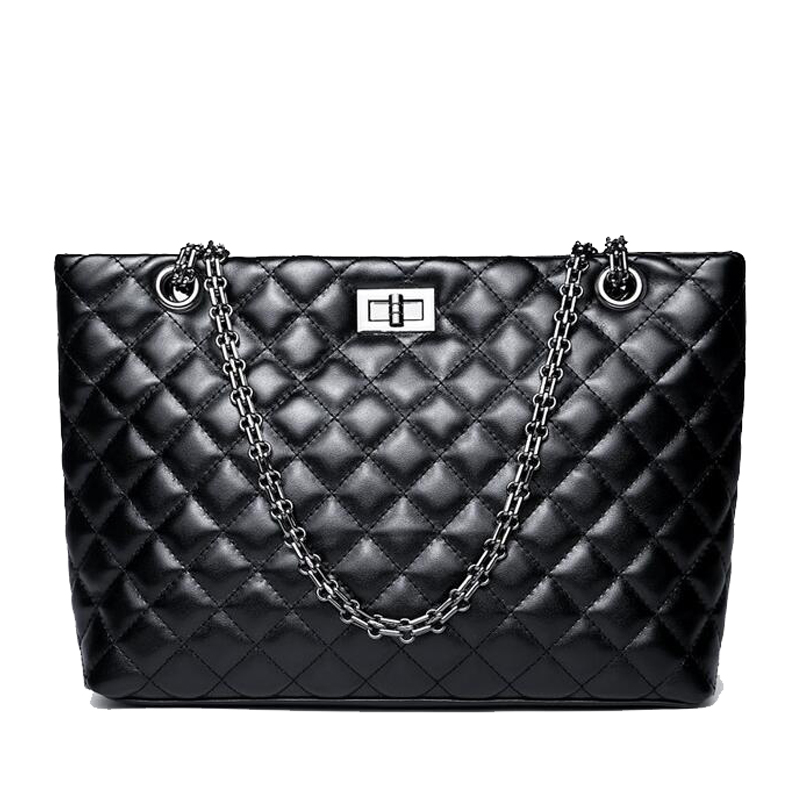 2016 Fashion Woman Bag diamond lattice Ladies luxury known brands Handbag Chain Shoulder Bag Plaid tote bags feminina bolsas(China (Mainland))