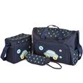 Multifunctional Fashion Car Mother Bags Baby Diaper Stroller Nappy Organizer for Mom Maternity Mummy Handbag Baby