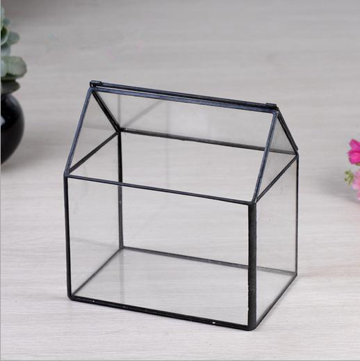 online kaufen gro handel glas gew chshaus aus china glas. Black Bedroom Furniture Sets. Home Design Ideas