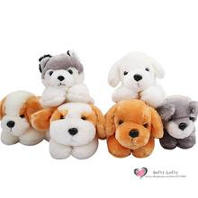 Free shipping 1 Pc Retail Dog plush toys Bamboo Charcoal Car Air Purifier Freshener Environmental stuffed animals kids gifts