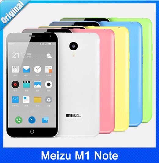 Мобильный телефон Meizu M1 4G FDD LTE SIM 5.5 1920X1080P MTK6752 13 Flyme 4.1 2GB + 16 /32 мобильный телефон lenovo note8 4g mtk6752 13 0mp 6 0 hd 2 8 3300mah