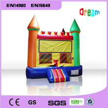 Free Shipping!0.55mm PVC Children's inflatable bouncer slide/indoor inflatable water slide bouncer/inflatable bouncer(China (Mainland))