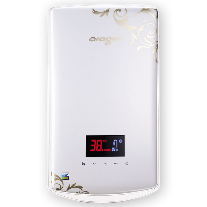 Best Electric Tankless Water Heater : Electric tankless water heater constant temperature w