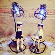 Lovely Beautiful Romantic LED Night Light Girls Doll Action Figure Toy Home Decoration Kids Birthday&Christmas Gift