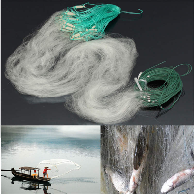 сетка рыболовная из мононитей