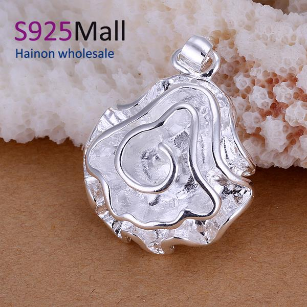 Hot Sale Women Romantic Slide Plant Fine Jewelry Pendants Watch P041 Hot Sale Nickel Lead Free Plated Pendant For Gift(China (Mainland))