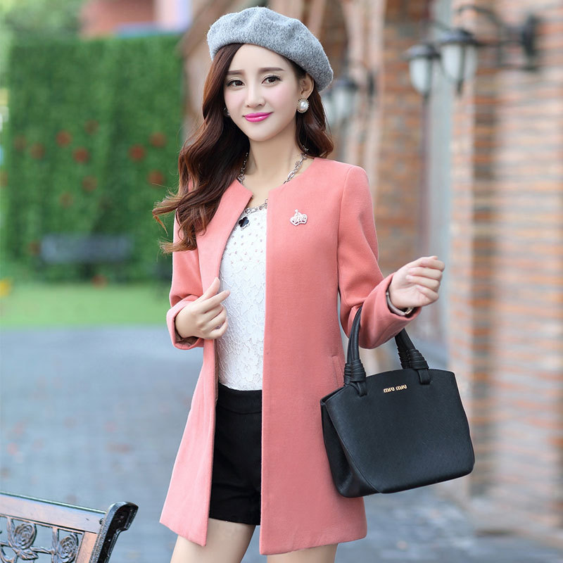 Collection Womens Pink Coat Pictures - Reikian