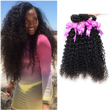 "Discount Peruvian Virgin Hair Extensions 3Pc Lot Afro Kinky Curly Hair 8""-30"" Remy Hair Weave Prices Cheap Peruvian Hair Bundles(China (Mainland))"