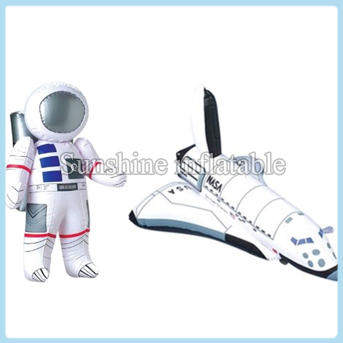 2016 Hot sale 10ft giant inflatable space shuttle for advertising / promotion(China (Mainland))