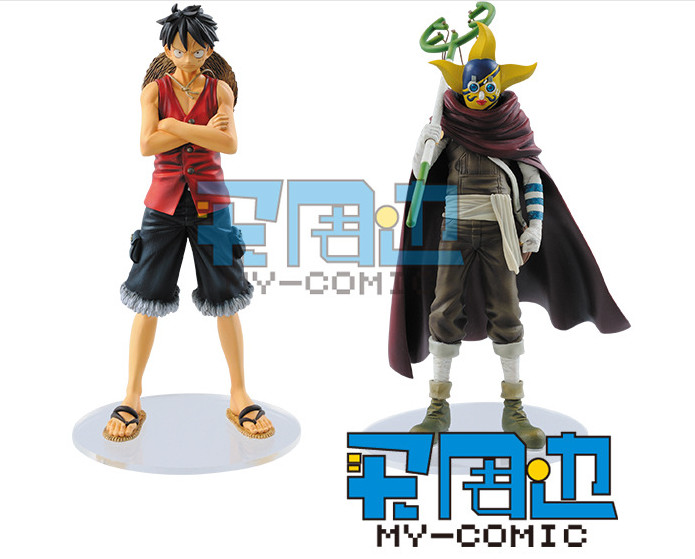 MegaHouse One Piece Luffy Usopp PVC Action Figure Model Toys Gifts Collection(China (Mainland))