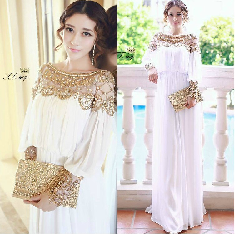Compare Prices on Vintage Chiffon Dress- Online Shopping/Buy Low ...
