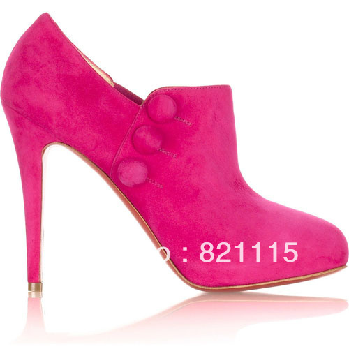Pink Ankle Boots uk Boots Women Pink Ankle