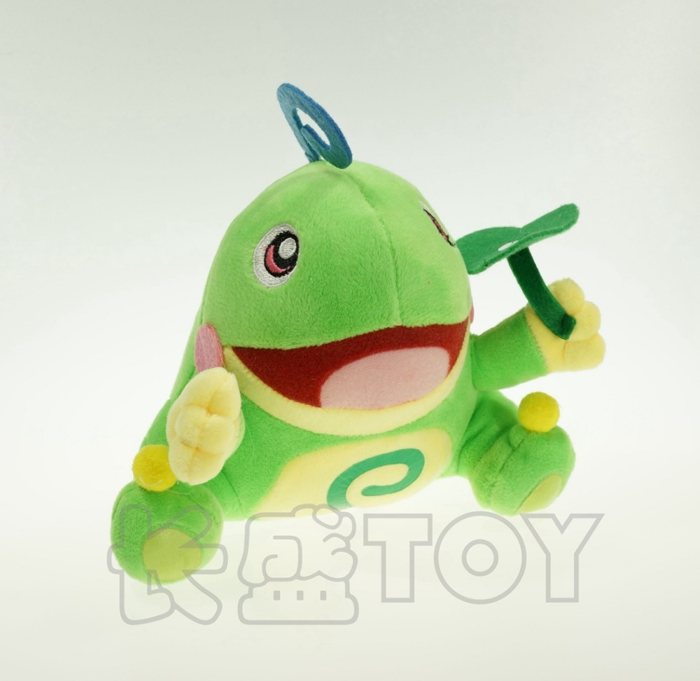 Pikachu Politoed 17cm Plush Toys Frog(China (Mainland))