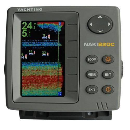 Sonar Dual Beam Boat Fish Finder 4.3 Inch Color TFT LCD Max 700M Backlighting Suitable For Boat Fish Finder(China (Mainland))