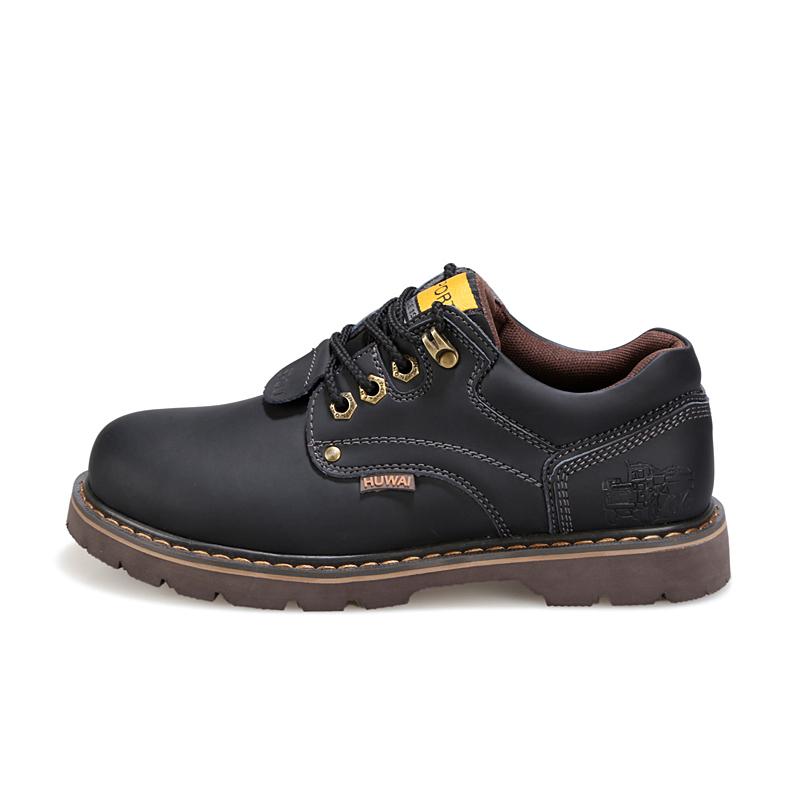 Fashion men work shoes Autumn winter suede lace up flats shoes Comfortable worm round toe men suede shoes 8506<br><br>Aliexpress