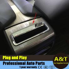 car styling Nissan Murano 2015-2016 model abs trim Armrest storage box decorative frame Car Accessories - A & T International Ltd. store