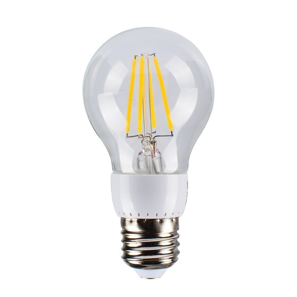 new led bulbs 4w 6w 8w 110v 220v e26 e27 led filament light bulb replace 40w 60w 80w led bulb