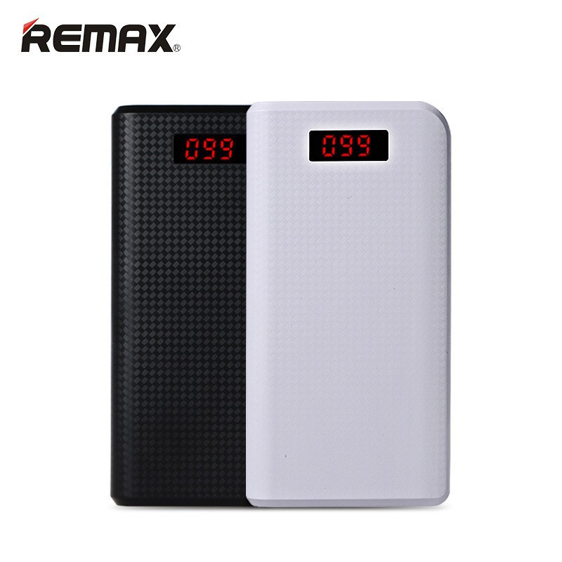 New 100% Original Remax 30000mAh Power Bank 2USB LED Portable External Battery Pack Charger Backup For iPhone Samsung Smartphone(China (Mainland))