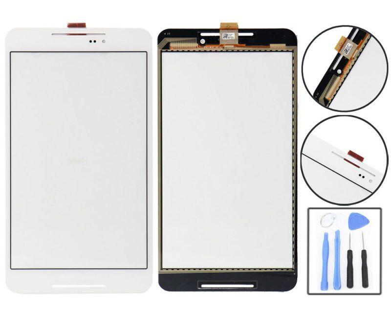 White For Asus Fonepad 8 FE380 FE380CG FE380CXG FE8030CXG K016 Touch Screen Digitizer Glass <br><br>Aliexpress