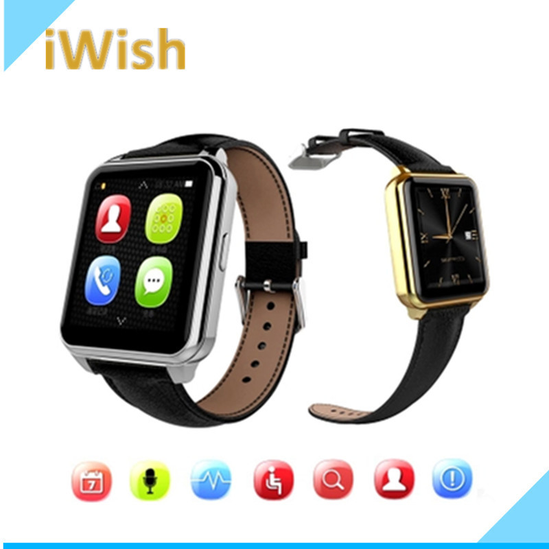 2015 New cell phone Watch For iphone/Android IP66 waterproof(China (Mainland))