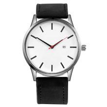 SOXY montre pour hommes montre de mode pour hommes Relojes Hombre 2019 Top marque montre de luxe hommes Sport montres en cuir relogio masculino(China)