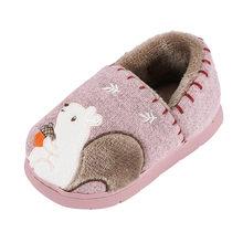 פעוט נעלי ילדי חורף בני בנות נעלי אופנה חם חמוד בעלי החיים בית ילדי נעל נעלי בית מלון Zapatillas Bebe Kapcie(China)