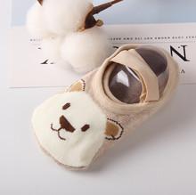 Baby Girl Boy Newborn Shoes Spring Summer Sweet Cartoon Knitted Dance Ballerina Dress Pram Crib Shoe 1-3Y(China)