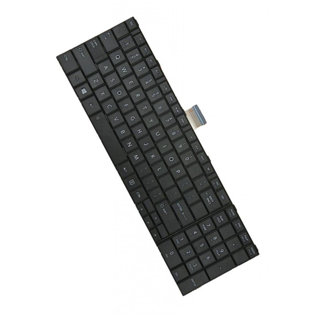 US Layout Laptop Replacement Keyboard for Toshiba Satellite C850 C850D C855 C855D C870 C870D C875 C875D Series Laptop Keyboard