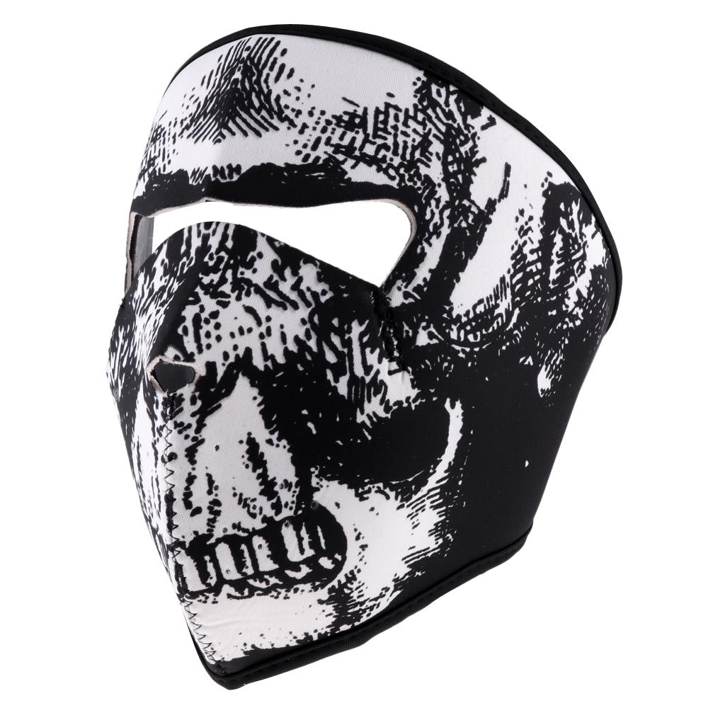 Windproof Ski Face Mask Winter Motorcycle Warmer Half Balaclava for Women Men Youth Snowboard Cycling Outdoors Helmet