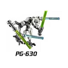 Single Star Wars Finn Lando Palpatine Bayi Yoda Gelap Rey Darth Vader Kerajaan Mekanik Robot Blok Bangunan Model Batu Bata Mainan(China)