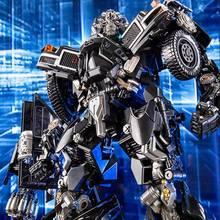 BMB Ls09 LS-09 Transformação Robot Filme Anime Figura Modelo Bonecos de Super-heróis OP Comandante Sobre 30 centímetros Liga ABS Brinquedos de Plástico(China)