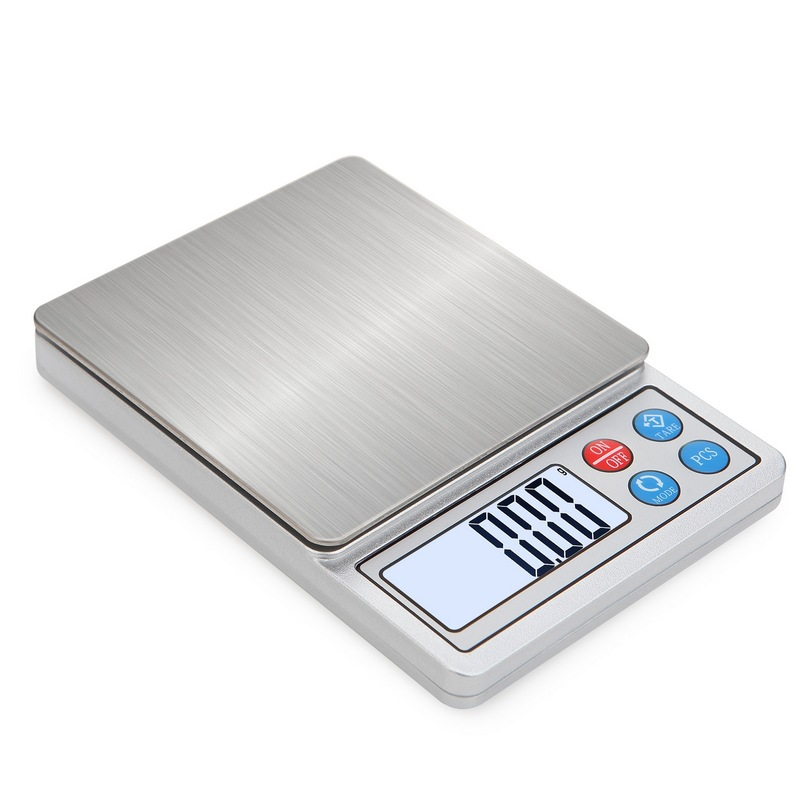 2020 Portable Jewelry Scale Electronic Weighing 0.01g 0.1 ...