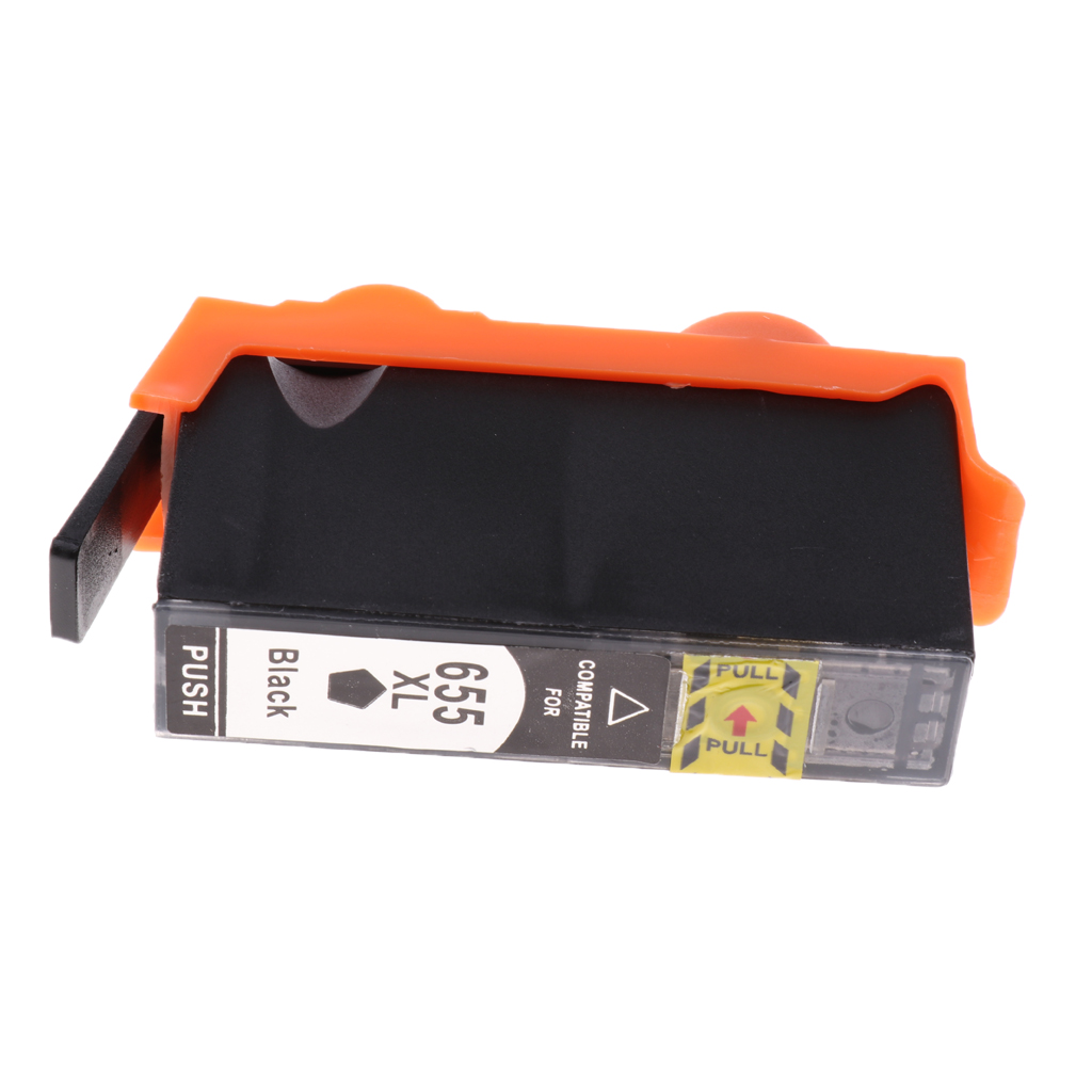 1 Pcs  655 655XL Ink Cartridges For    Ink 3525 4615 4625 Black