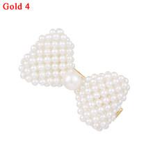 1Pc simulé perle bandeau pince à cheveux mariée mariage épingles à cheveux de luxe élégant femmes coiffure fête bijoux cheveux accessoires(China)