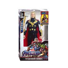Endgame 30 centímetros Vingadores Marvel Thanos Falcon VenomCaptain América Wolverine Thor Spiderman Hulk Homem de Ferro Figura de Ação Brinquedos Bonecas(China)