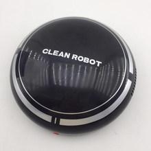 Автоматический перезаряжаемый умный робот вакуумный пол подметания всасывающий очиститель(China)