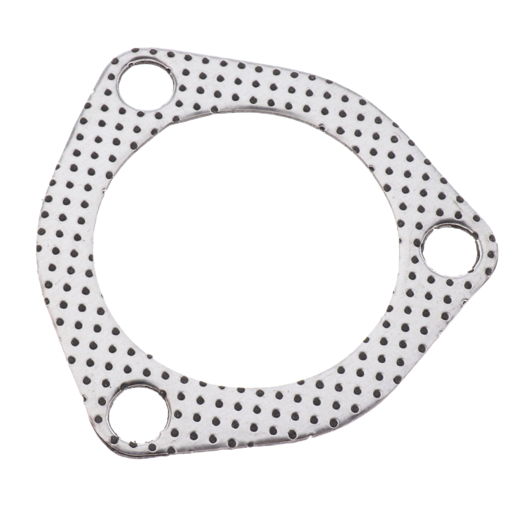 Plug and Play Car 2 Bolt Exhaust Gasket Flange 2.5 inch