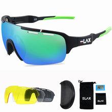 POC 4 lente gafas ciclismo bicicleta deporte gafas de sol de las mujeres de los hombres de la montaña bicicleta ciclo gafas de lentes de sol para baseball(China)