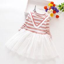 2019 nuevos vestidos para niñas vestido de invierno de manga larga niños ropa Swan tutú niñas ropa Casual princesa vestido de fiesta disfraces(China)