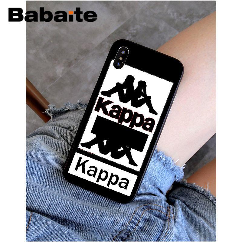 Italian sports brand kappa