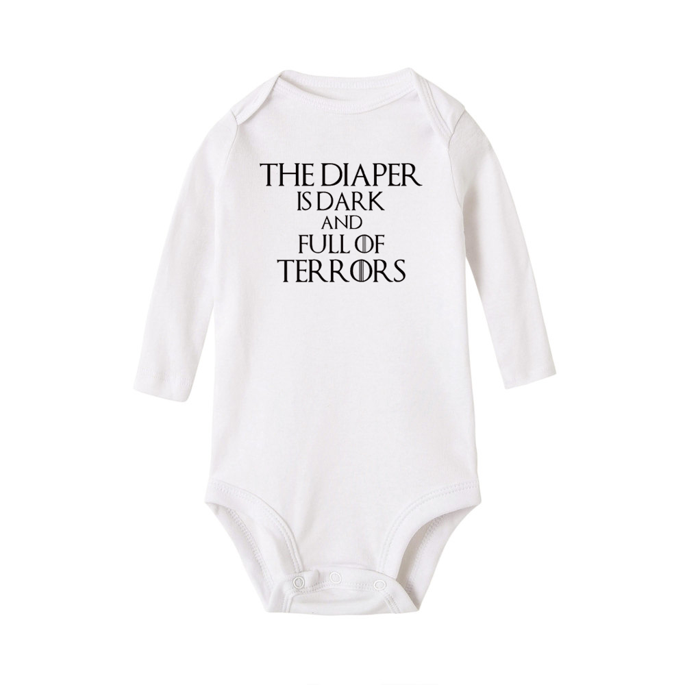 BABY Cotton Romper One Piece Grandma Breaks All The Rules /& I Love It new