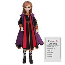 ใหม่มาถึง Minifee Rens Fairyline Fairyland ตุ๊กตา BJD SD 1/4 Body สาวของเล่นเด็กตาคุณภาพสูงของขวัญอะนิเมะเรซินชั้น(China)
