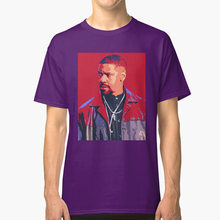 Camiseta de Denzel ecualizador del día de entrenamiento del gánster americano del vuelo del gánster policía de la lapd(China)