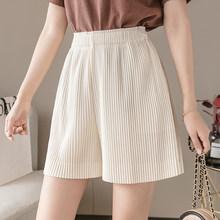 Shorts Für Frauen Kleidung Kurze Hohe Taille Sommer Schwarz Jogginghose Harajuku 2020 Heißer Hosen Vintage Mode Casual Koreanische Baggy(China)