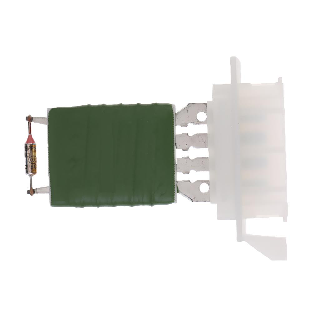 Car HVAC Blower Motor Resistor for VW JETTA Golf TIGUAN SKODA OCTAVIA SUPERB